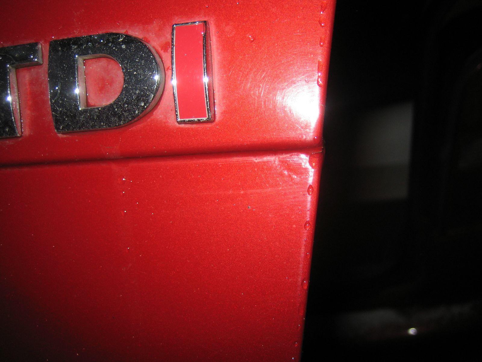 Audi a4 koritakuu